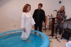 Křty ve sboru