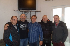 Jirka s pastory okolních sborů