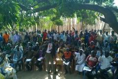 Účastníci kurzu v Nimule