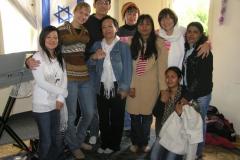 Alena s nepálskými křesťany