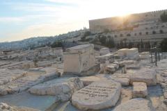 Hroby na Olivové hoře
