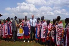 V masajské církvi