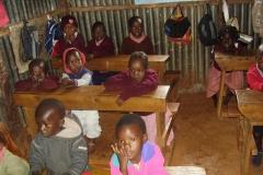 Škola pro chudé děti ve slumu