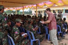 Shromáždění pro kambodžskou armádu