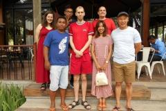 Česko - kambodžský misijní tým