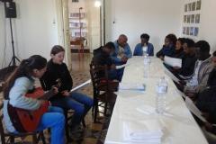 Služba uprchlíkům na SIcílii