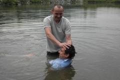 Křty ve Vltavě